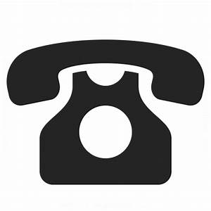Telephone link icon