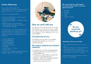 Advocacy Moray leaflet b