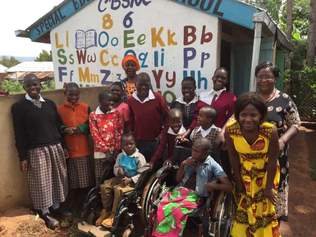 Image of children from School4life